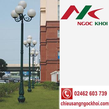 Cột Đèn Sân Vườn DC07