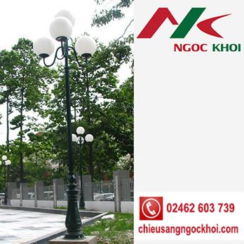 Cột Đèn Sân Vườn DC06